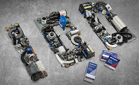 ACDELCO 100 years